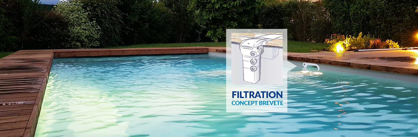 Systeme filtration piscine desjoyaux conceptions de la for Construction piscine desjoyaux youtube